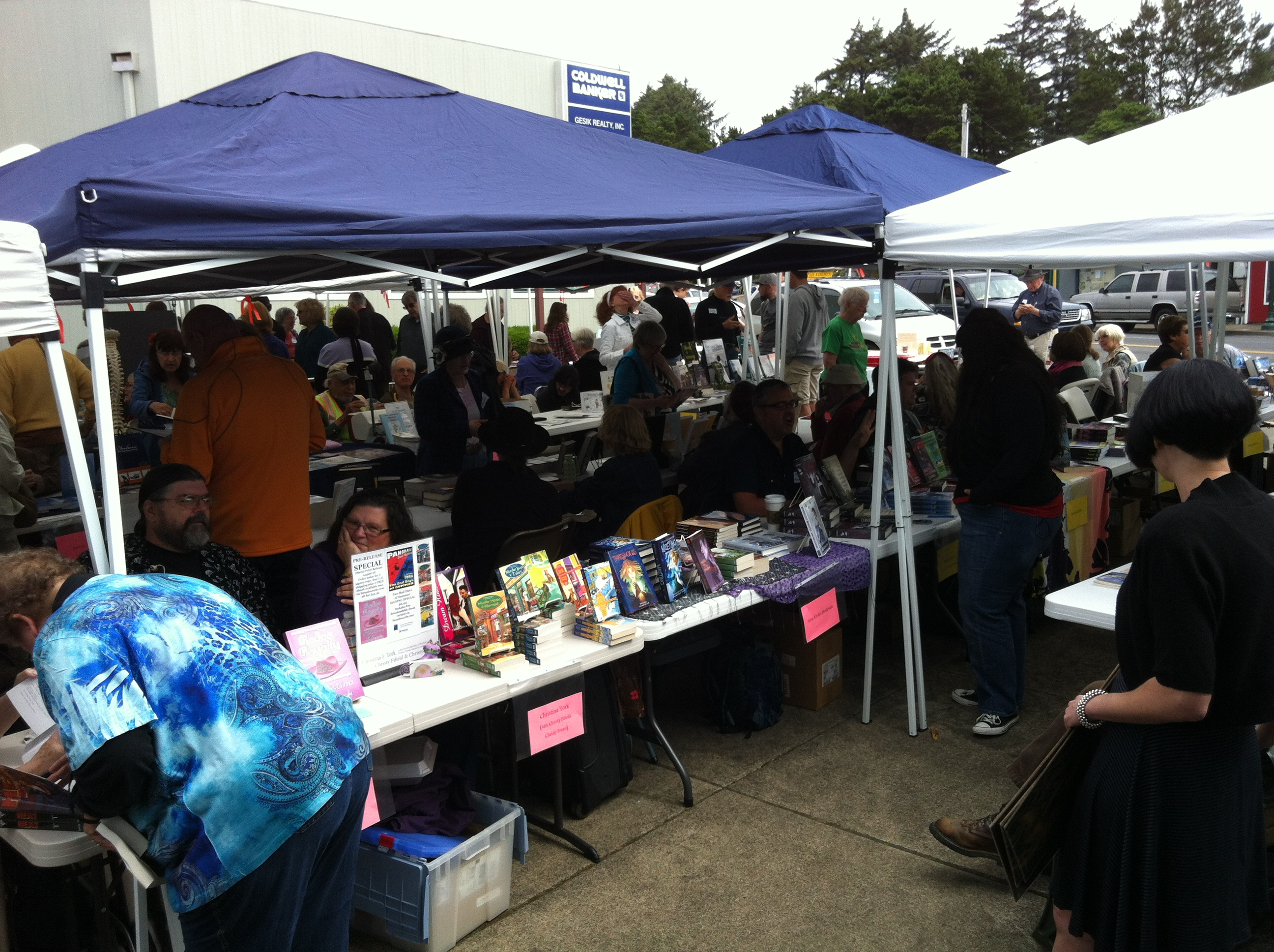 2016 Northwest Author Fair